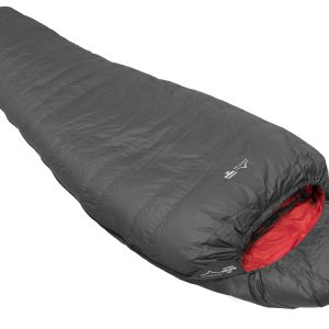 Down Sleeping Bags - Criterion Traveller 750 - Total Weight 1260 gms; Temperature -16 °C