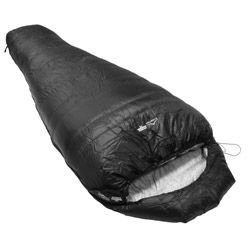 Access our Quantum 200, 350 and 450 down sleeping bags