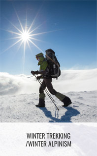 Choose Criterion Down Sleeping Bags suitable for Winter Alpinsim