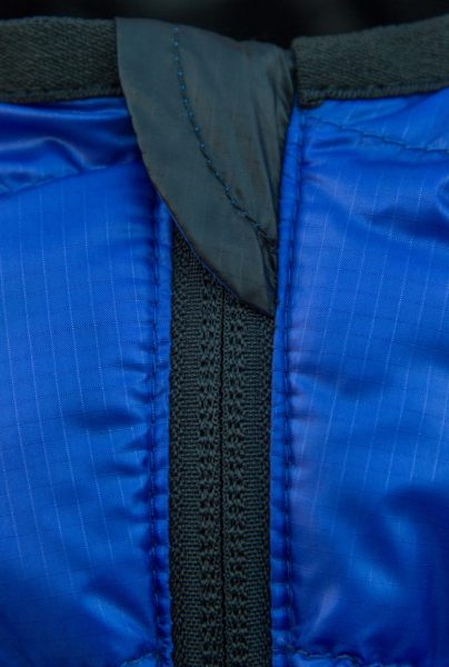 Criterion Activity Ultralight Down Jacket | Zip Cover/Chin Guard | Image 1009 x 1500px