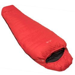 Access our Lady 350, 500 and 650 down sleeping bags.