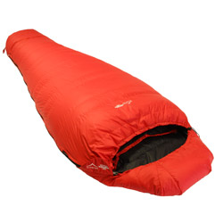 Access our Traveller 500, 650 and 750 down sleeping bags.