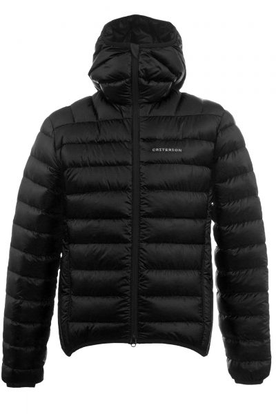 Criterion Activity Hydro Down Jacket (Black)