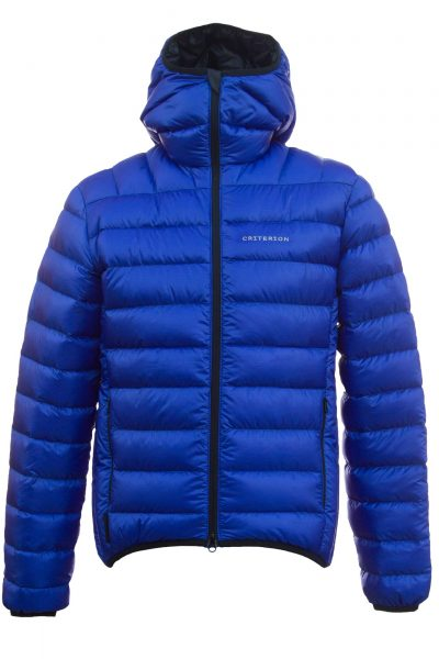 Criterion Activity Hydro Down Jacket (Blue)