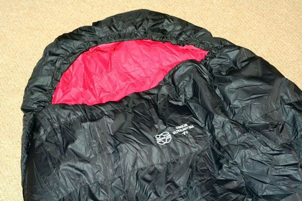 Cumulus Ultralight 350 Hood (now rebranded Criterion) from Adventures in a Strange World blog post