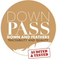 Downpass Mark Ethical Down Auditing